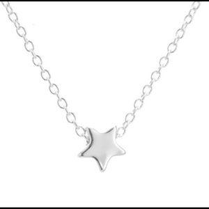 🌟Tiny Silver Star Necklace🌟